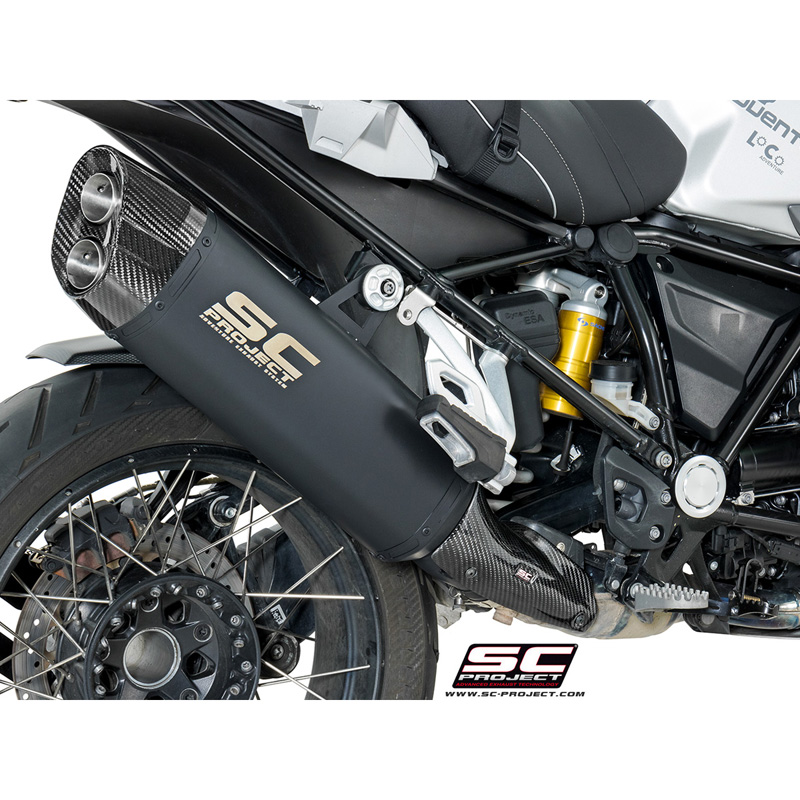Exausts for BMW R1200GS & Adventure (2013-)