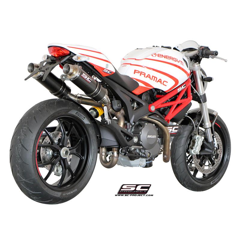 Ducati Monster Retail