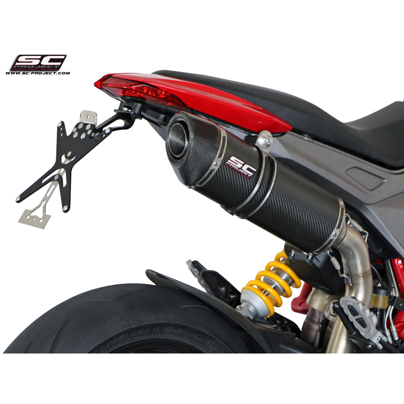 Exausts for Ducati Hypermotard 939