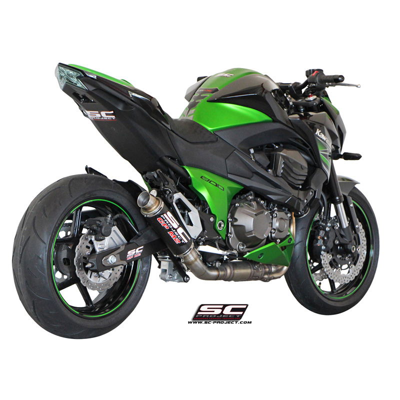Exausts For Kawasaki Z800