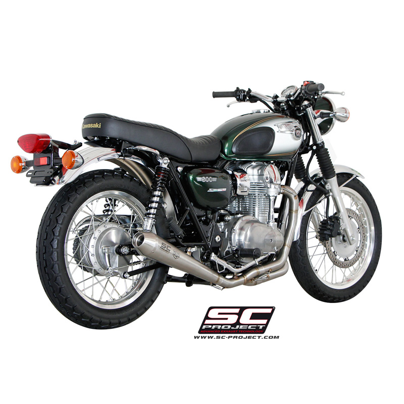 Parts And Accessories For Kawasakis W800 Motorcycle Accessories