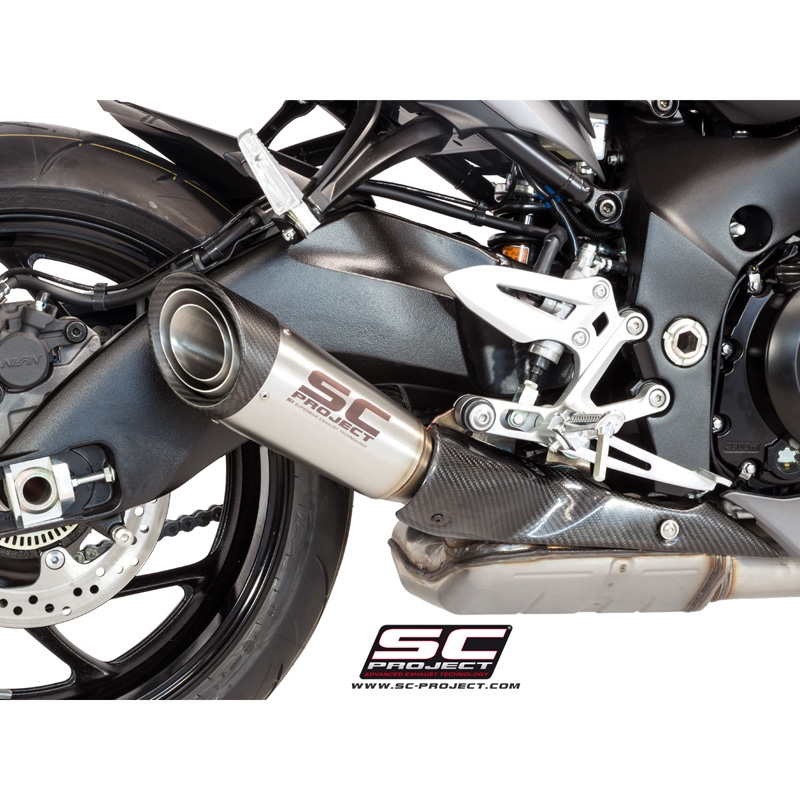 Exausts for Suzuki GSX-S1000