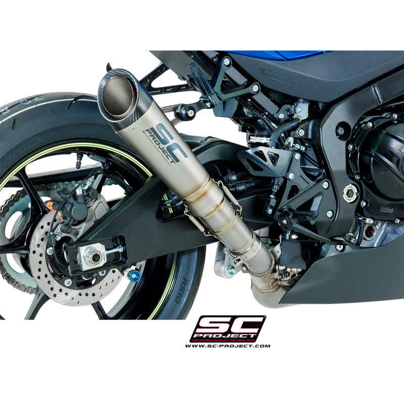 Exausts for Suzuki GSX-R1000 (2017-)