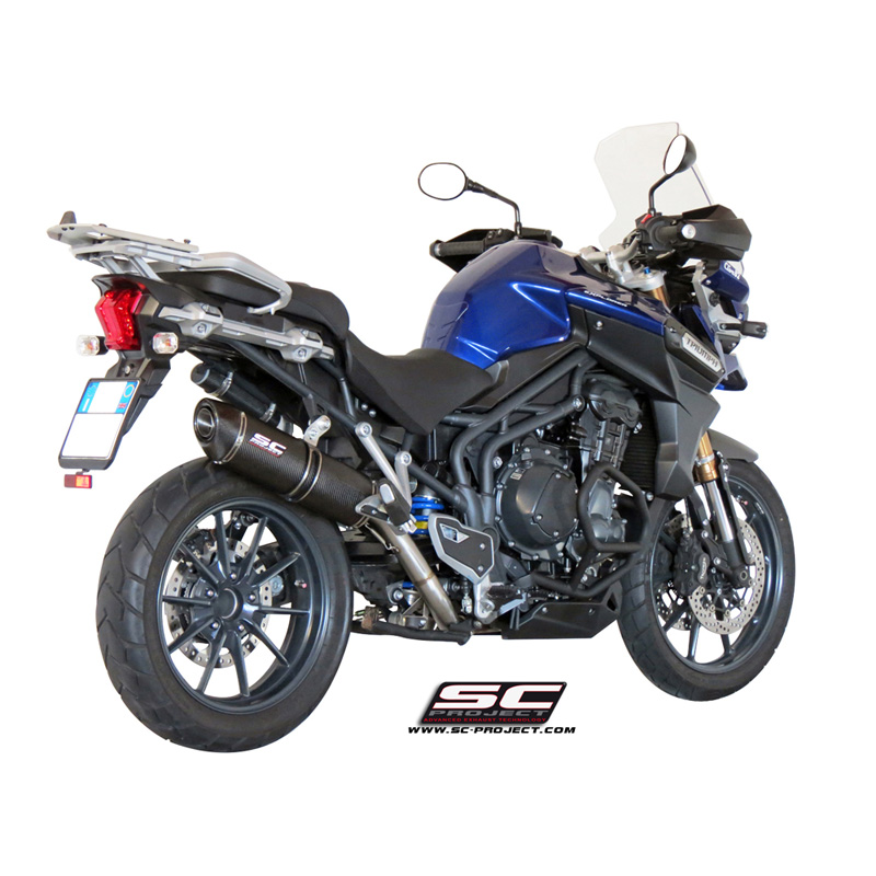 Exhausts for Triumph Tiger 1200 (2016-)