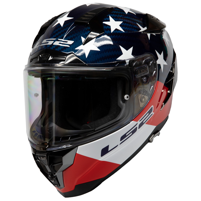 Challenger Carbon Helmets from LS2