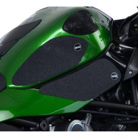 Black R/&G Tank Traction Grip for Kawasaki ZX10R 2016