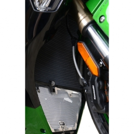 R/&G RACING TITANIUM DOWNPIPE GRILLE Kawasaki ZZR1400 2012-2013
