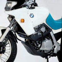 Crashbars for BMW F650 Funduro