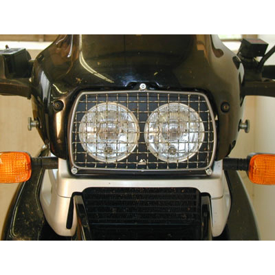 Protection for BMW R850GS