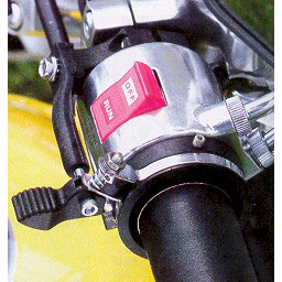 Hand Controls for Adventure Motorcycles
