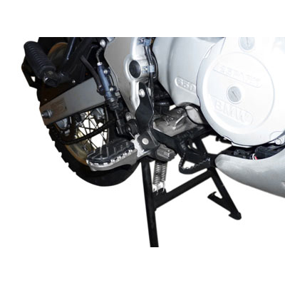 Footrests for BMW G650GS