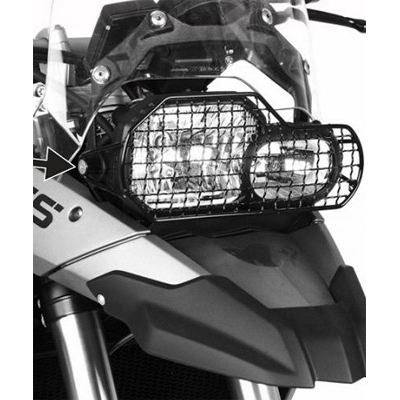 Protection for BMW F800R