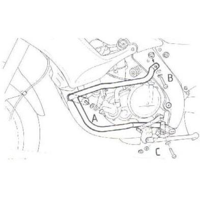 Hepco Becker Crashbar Engine Guard