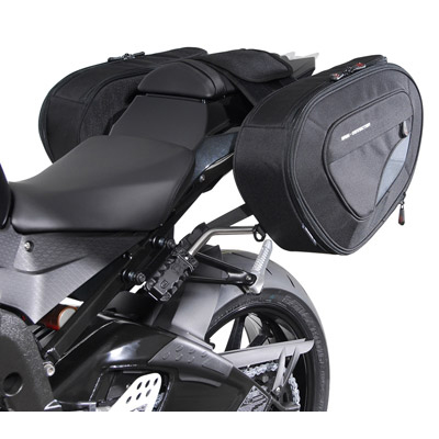 Blaze Saddlebags from Sw-Motech