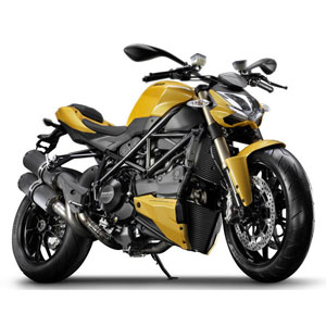 Ducati 848 Streetfighter Parts