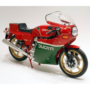 Ducati Mike Hailwood Replica Parts
