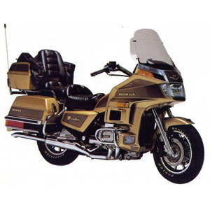 Honda Goldwing 1200 Parts