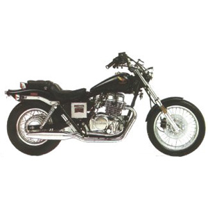 Honda Rebel 450 Parts