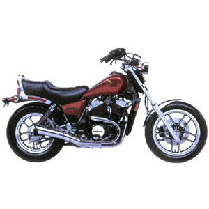 Honda Shadow 500 Parts