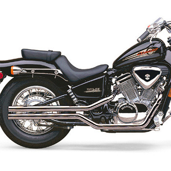 Exhausts for Honda Shadow 600 VLX