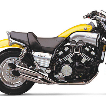 Exhausts for Yamaha V-Max 1200