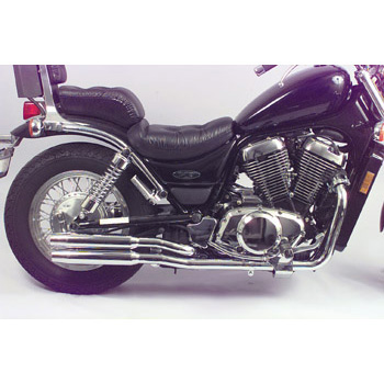 Exhausts for Suzuki Intruder 750