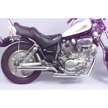 Exhausts for Yamaha Virago 750