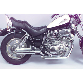 Exhausts for Yamaha Virago 500
