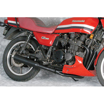 Exhausts for Older Classic Suzuki motorcycles