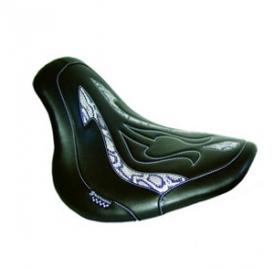 Granucci Fantasy Python Passenger Seat for Yamaha V-Star 650 Custom