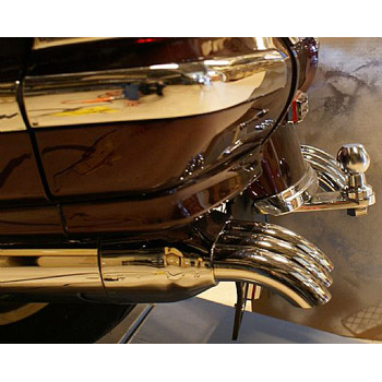Exhaust for Honda Goldwing 1800