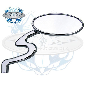 Mirrors for Harley-Davidson FXR