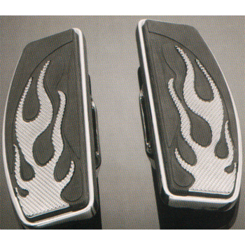 Footrests for Yamaha Virago 1100