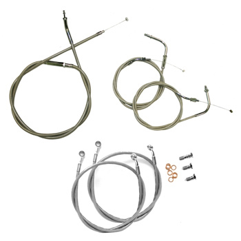 Cables & Lines for Yamaha Raider
