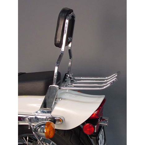 Backrests for Honda Shadow 600 VLX
