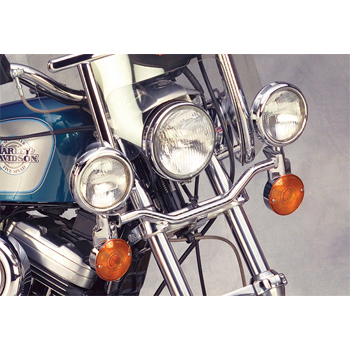 Lighting for Harley-Davidson Softail