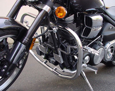 Engine Guards for Yamaha Road Star Warrior
