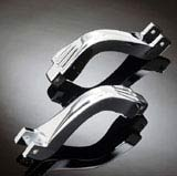 Highway Hawk Footrests