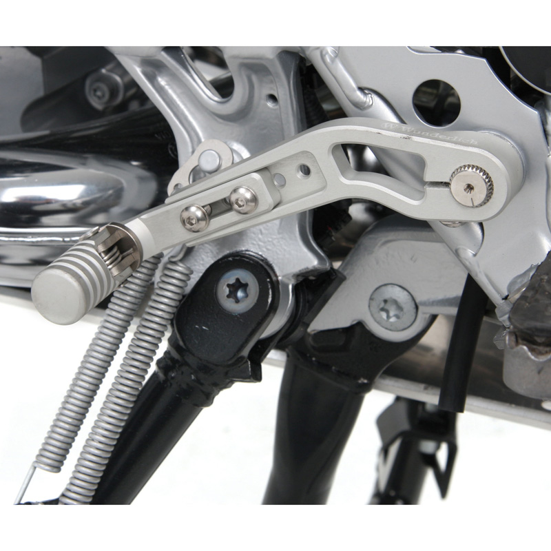 Footrests for BMW R1200GS LC & Adventure (2013-)