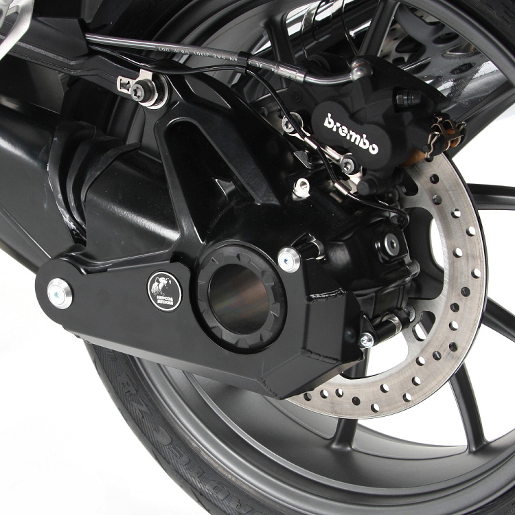 Protection for BMW R1200R
