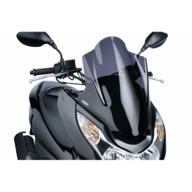 Puig 5569 Windshield For Honda Pcx 125 2010 2014 Accessories