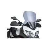 "DARK TINT Moose Racing 4/"" Shorty Adventure Windscreen DL650 DL1000 V-Strom"