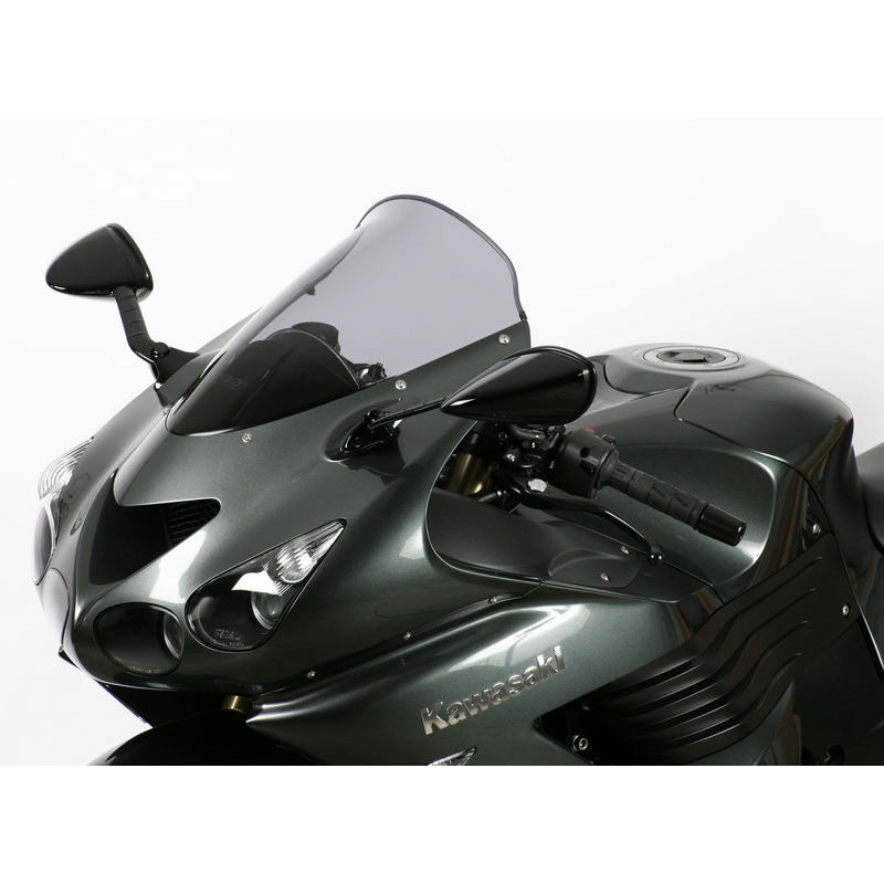 MRA 08 047 S 1 Spoiler Windshield for Kawasaki ZX-14 / ZZR1400 Ninja  (2006-current)