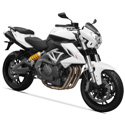 Parts and Accessories forr Benelli's BN 600 R motorcycle