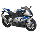 Parts and accessories for BMW HP4 motorcycles