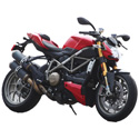 Ducati 1098 Streetfighter Parts