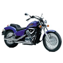 Honda Shadow 600 VLX Parts