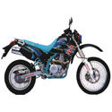 Parts for Kawasaki KLX650