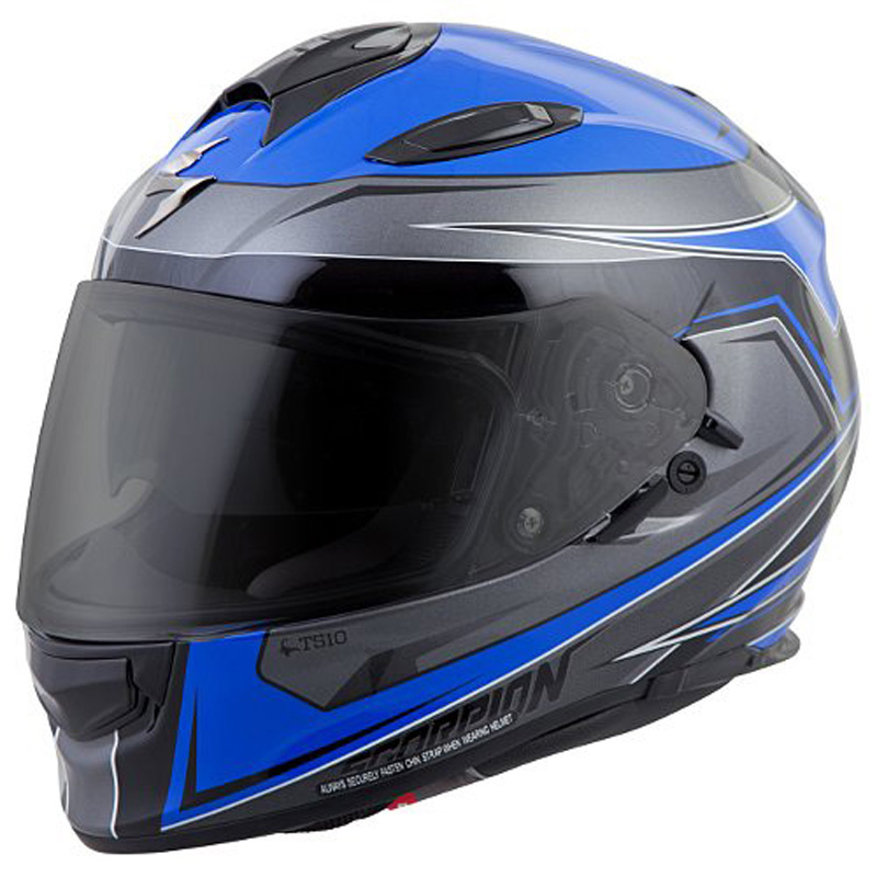 EXO-T510 Helmets from Scorpion