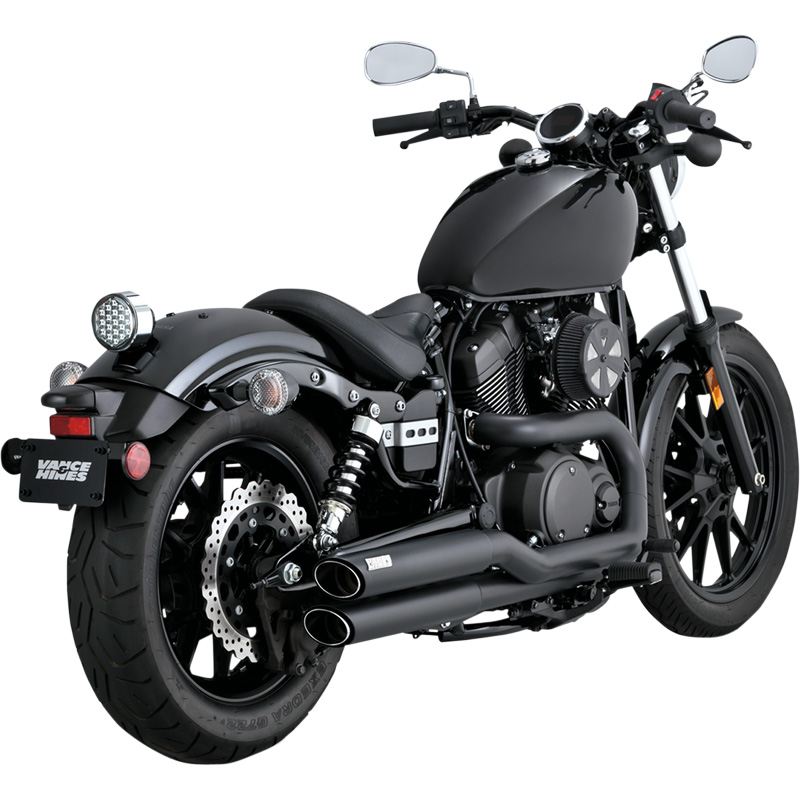 Exhausts for Yamaha Bolt